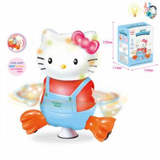 Տիկնիկ էլ-ով Hello Kitty մուլտիկացված