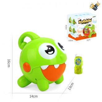 Խաղալիք էլ․մարտկոցով մուլտիկացված օճառաջրով կալաբոկ