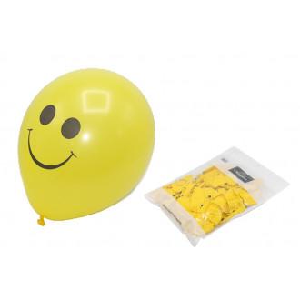 """Փուչիկ 100հ-ոց 2.8գր-ոց 12"""" Smile"""