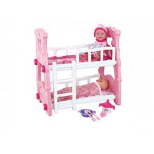 մահճակալ տիկնիկի, մեծ տուփով /bed set/