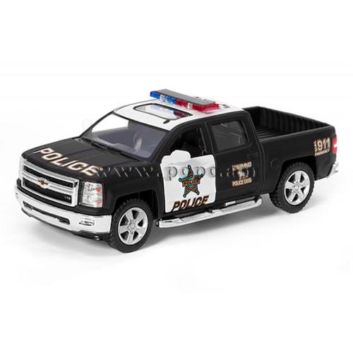 2014 Chevrolet Silverado (Police)