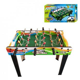 Խաղ ֆուտբոլ մեծ փայտե դաշտով, պիտակով