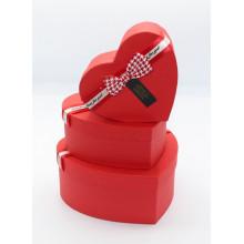 Նվերի տուփ 3հ-ոց, սիրտ /3PCS GIFT BOX/ T8022-8