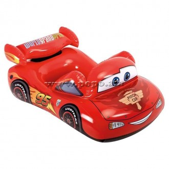 Փչովի մեքենա Cars