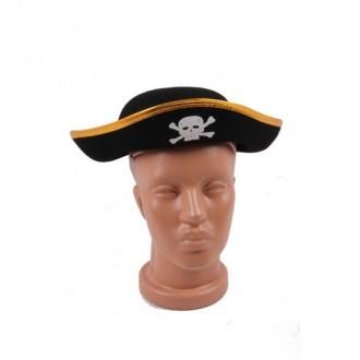 Մանկական գլխարկ` ծովահենի