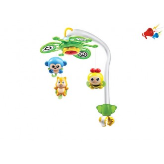 Օրորոցի և սայլակի երաժշտական խաղալիք /Cochain wind up musical mobile w/sound/