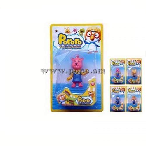 Խաղալիք մուլտ կերպար  4 ձև