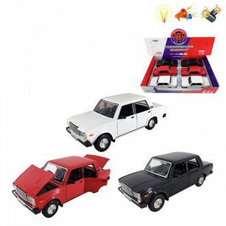 Մեքենա մետաղե մոդել 1;24 VAZ LADA 2407