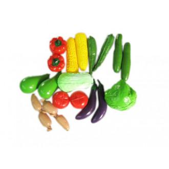 Բանջարեղենի հավաքածու ցանցով