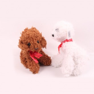 Փափուկ խաղալիք շնիկ պուդել 25սմ-ոց. միջին