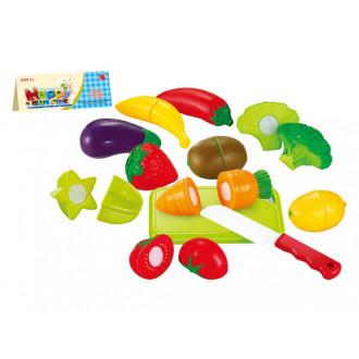 Բանջարեղենի հավաքածու ցել-ով, կտրատվող 10+2