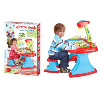 Խաղ հավաքածու՝ գրասեղան պրոյեկտորով,մանկական