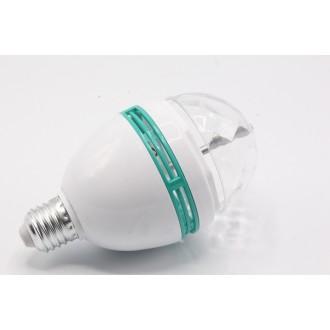 Լամպ-լույս դիսկո փոքր RGB LED 2.25w /LED BALL