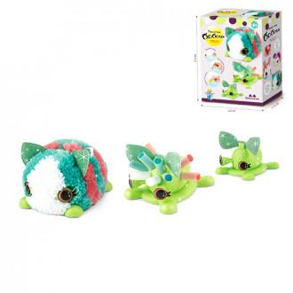 Խաղալիք ստեղծման արվեստ, լեգո իր կպչուն ձող պլյուշ (плюшевый)