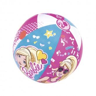 Փչովի գնդակ 51սմ. Bestway Barbie 1cm Beach Ball