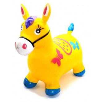 Ռետինե փչվող Pony մեծ
