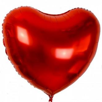 Փուչիկ միջին սիրտ 18'' 25հ-ոց