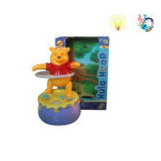 Խաղ արջուկ Pooh օղակով, էլ-ով մուլտիկացված