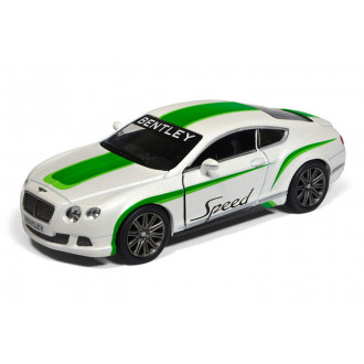 2012 Bentley Continental GT Speed w/ printng