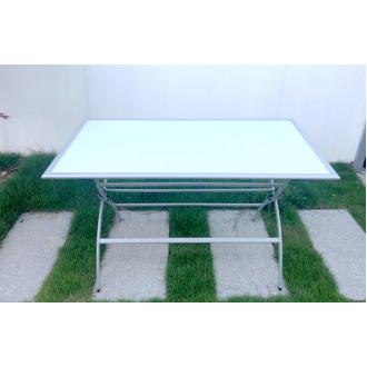 Սեղան առանց աթոռների 130*70սմ