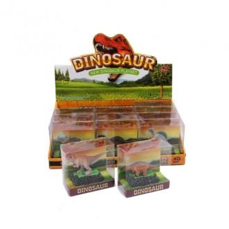 Դինոզավրերի հավաքածու ,12հատ