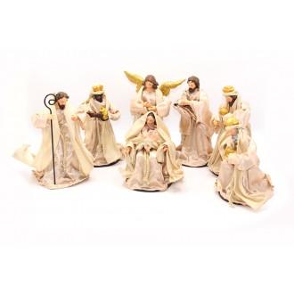 """Հուշանվեր արձանիկներ """"Հիսուսի ծննունդը"""" 7 կտոր"""
