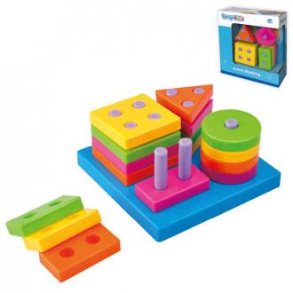Մանկական խախալիք ձևավոր Tanny Kids զարգացնող, տրամաբանական խաղ