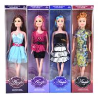 Տիկնիկ տուփով փոքր, 4ձև Angle /11.5 inches Solid body barbie(4) None