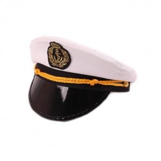 Գլխարկ մանկական Ծովային հրամանատարի 1հ-ոց, կտորե