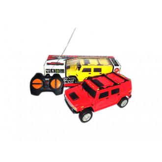 Մեքենա հեռակառավարմամբ փոքր Hummer, 1:28 մոդել
