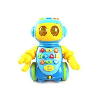 Խաղ ռոբոտ էլ․մարտկոցով մուլտիկացված