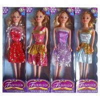 Տիկնիկ տուփով փոքր, 4ձև Fashion /11.5 inches Solid body barbie