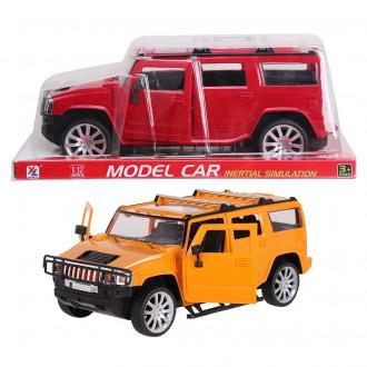 Մեքենա ինեցիոն մոդել դռները բացվող