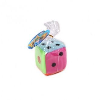 Փափուկ խորանարդիկ`Funny Toys