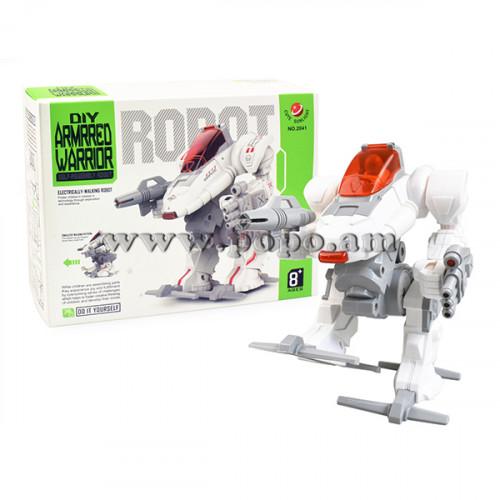 Լեգո ռոբոտ արեւային էներգիայով աշխատող