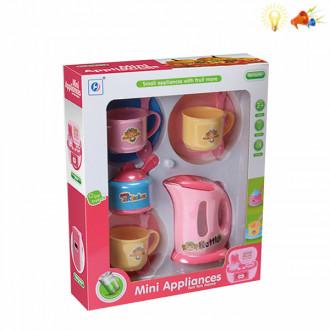 Խաղալիք հավաքածու խոհանոցային թեյասպասք