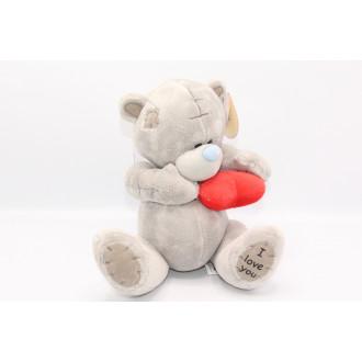 Փափուկ արջուկ Teddy 20սմ-ոց