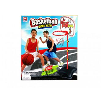 Խաղ` մանկական բասկետբոլի շիթ մեծ, հավաքածույով