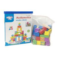 Խաղ Լեգո փայտե խորանարդիկներով 50կտոր