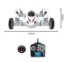 Մեքենա Dron հեռակառավարման վահանակով