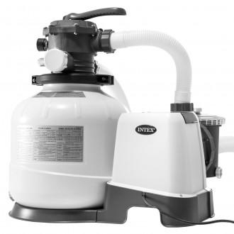Լողավազանի ջրի պոմպ  /INTEX/(10500 л/ч)