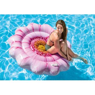 Փչովի ջրի ներքնակ մեծ վարդագույն ծաղիկ /INTEX/1.42mx1.42m