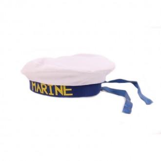 Գլխարկ մանկական նավաստու 1հ-ոց, կտորե
