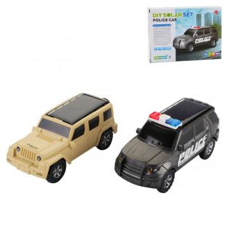 Լեգո մեքենա արևային մարտկոցով 2ձև կոնստրուկտր