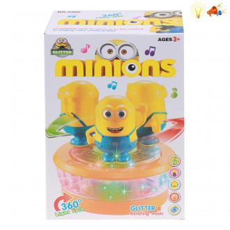 Խաղ Minion էլ-ով մուլտիկացված 3հ-ոց