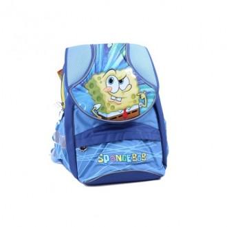 Դպրոցական պայուսակ Sponge Bob