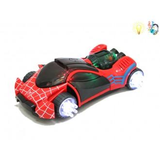 Մեքենա էլ․մարտկոցով մուլտիկացված փոքր, Spider-man
