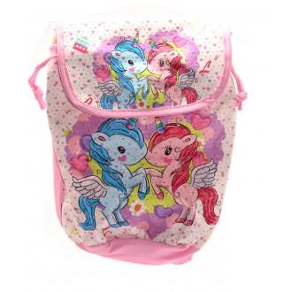 ՈՒսապարկ մանկական, մանկապարտեզի, Pony /26*15սմ