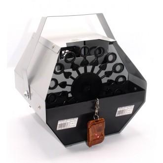 Պղպջակների սարք 220v 1տեղ, փոքր + կառավարման վահանակ /BUBBLE MACHINE WITH REMOTE CONTROL