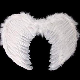 Հրեշտակի թևեր փետուրից մեծ